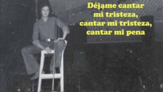 CAMILO SESTO Sing my blues (Cantar mi tristeza)