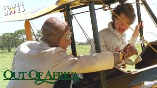 Out Of Africa | Africa From Above: That Plane Scene (ft. Meryl Streep and Robert Redford)
