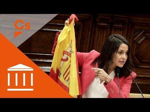 """Inés Arrimadas. Réplica en el """"Debate de Política General"""" thumbnail"""