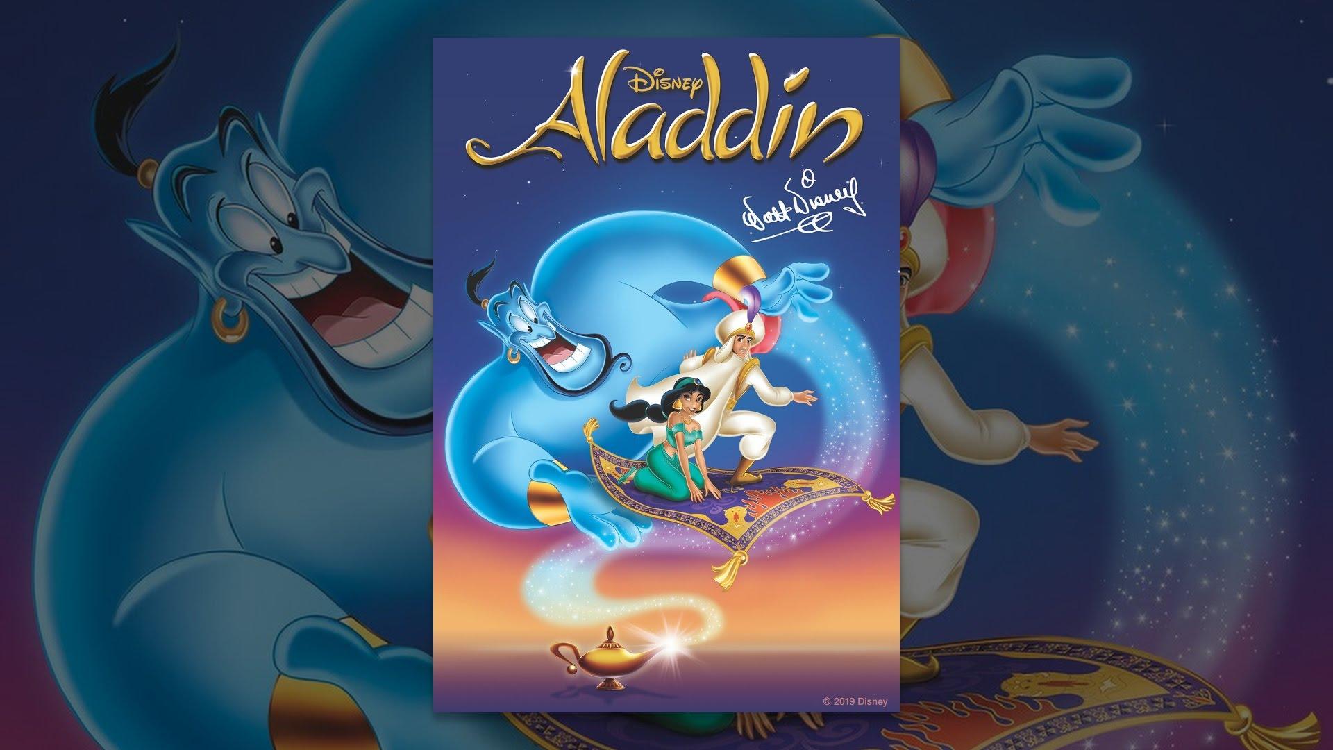 Aladdin Youtube