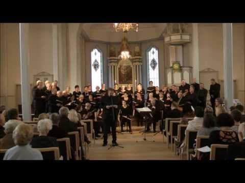 Bremnes Kantori Jubileumskonsert  28 09 14