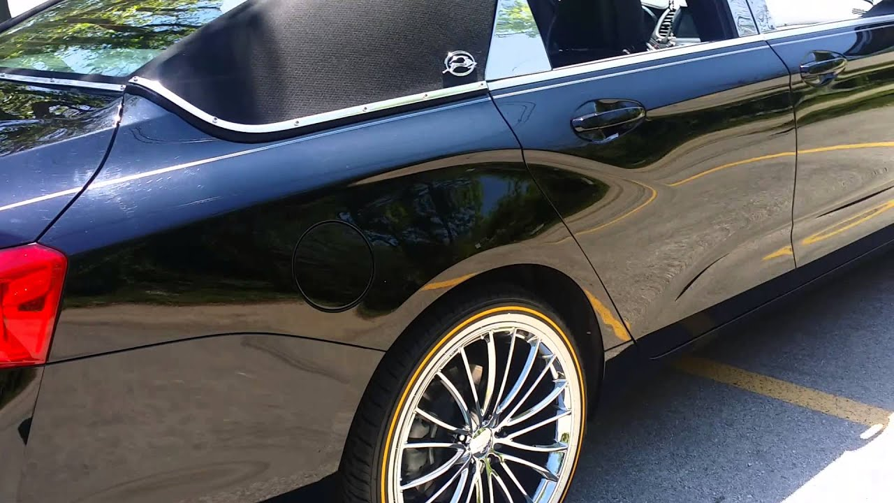 2013 Chevy Impala Ltz >> 2014 Impala - YouTube