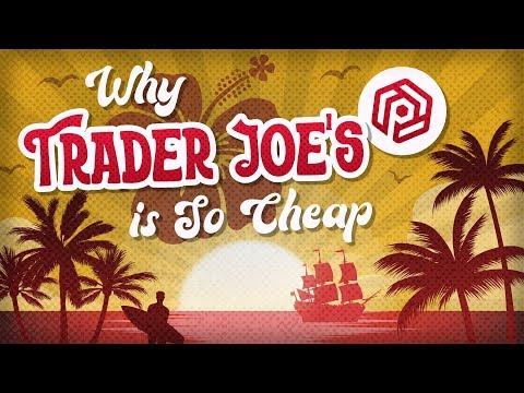Why Trader Joe's
