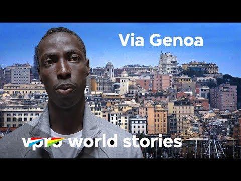 City of migrants - Via Genoa