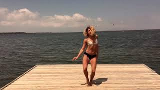 Baixar Shakira, MALUMA- Clandestino || @twerkout_domi