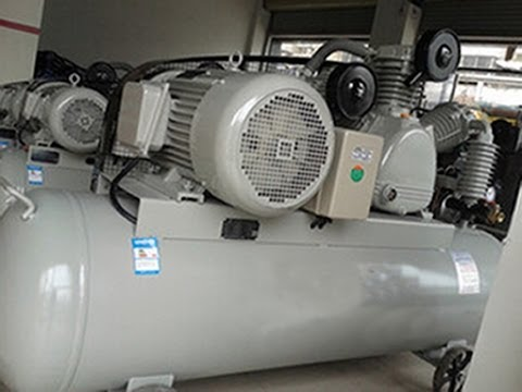 portable oil free air compressor accessory equipment for filling capping sealing labeling machines