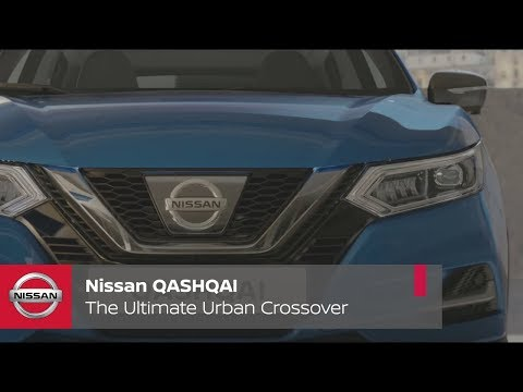 Nuovo Nissan Qashqai – The Ultimate Urban Crossover