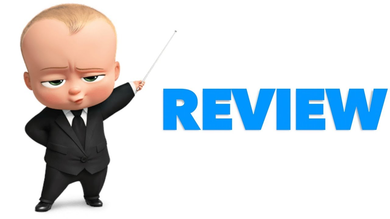 The Boss Baby - Review - YouTube