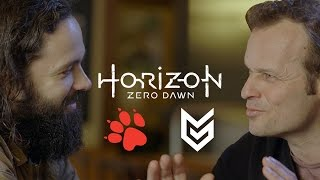 Horizon Zero Dawn - Neil Druckmann Interviews Hermen Hulst | PS4