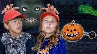 Halloween Superhero Mystery | Stories for Kids | Nursery Rhymes |Spooky Mystery for Kids