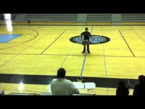 Martin's Snare Solo