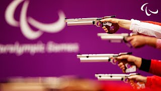 What is shooting Para sport for you? | Paralympic Games