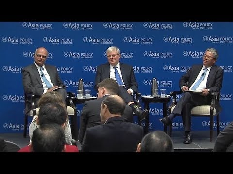 Multilateral Cooperation in Turbulent Times: Mitigating Asia