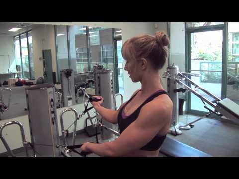 Executive Lifestyles Vancouver: Gravity Workout - Bicep Exercises