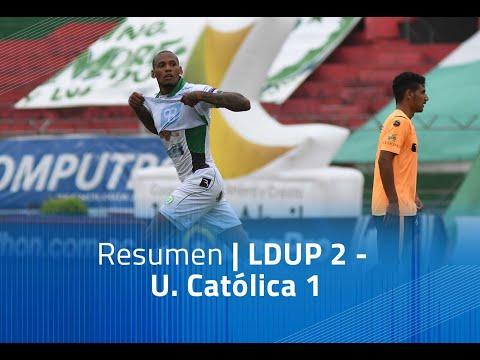 LDU Portoviejo U. Catolica Goals And Highlights