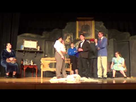 And then there were None Act 2 scene 1 (SUNY Delhi College Players)