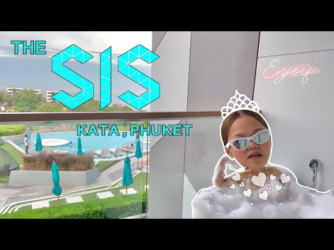 The SIS Kata, Phuket ที่พักดีมีสไตล์   wawawee
