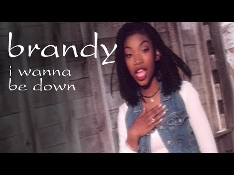 Brandy - I Wanna Be Down (Video)