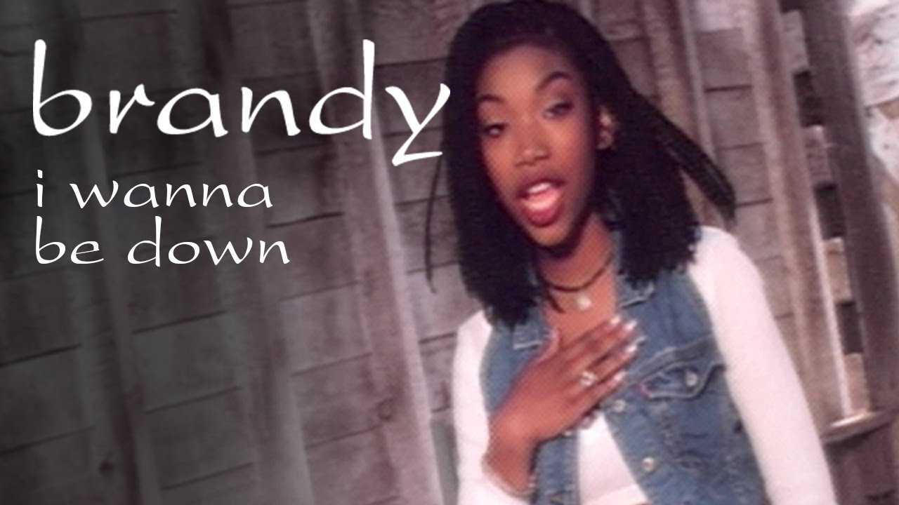 Download Brandy - I Wanna Be Down (Official Video)