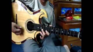 Xuân nữ nhạc lễ-Chữ đàn cơ bản tự học | Tấn Thành Bàu Năng