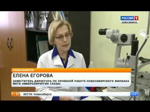 Россия-1 Новосибирск. Не смотреть, а видеть