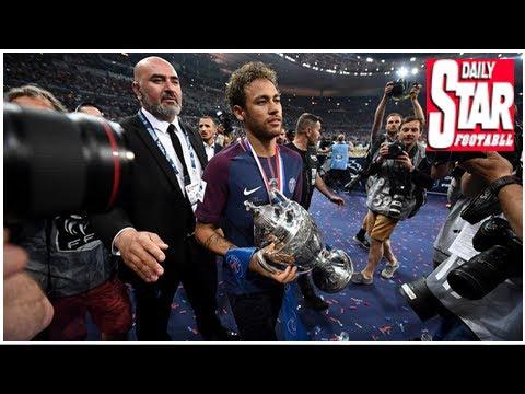 Brazil's Neymar to resume training on Sunday - PSG