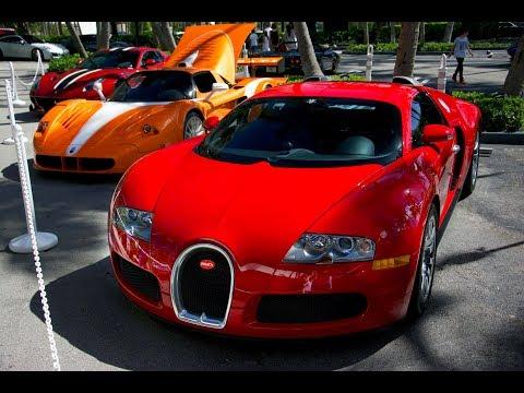 Bal Harbour Super Car Show!
