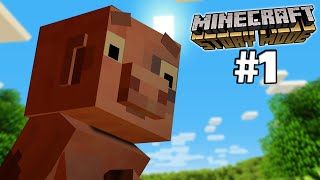 Minecraft: Story Mode - THE ORDER OF THE STONE! - Episode 1 | Part #1