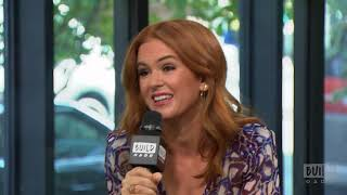 Isla FIsher Shares Her Experience Being In Wedding Crashers