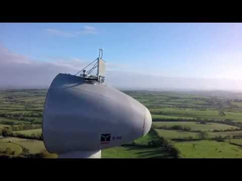 Collon Wind Turbine Project