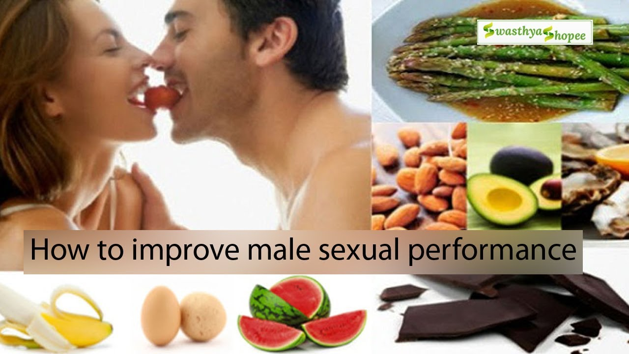 JAMIE: Foods that improve male sexual performance