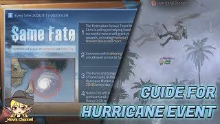 Guide For Hurricane Event - Let's Fly Together XD | LIFEAFTER