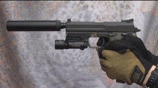 (Airsoft) USP.40 Tactical Tanio Koba