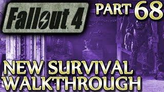 Fallout 4 New Survival Walkthrough  Part 68 Mass Fusion, Spoils of War, Defend the Castle