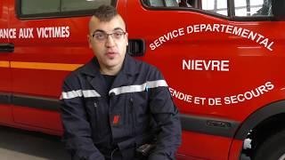 Les 1 001 profils des Sapeurs-Pompiers de la Nièvre #4 - Cédric