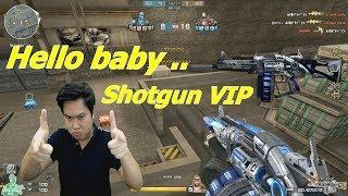Thử Sức Shotgun VIP Ở Hoàng Lăng Nâng Cấp - Tiền Zombie v4