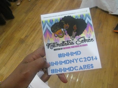 #INHMD #INHMDNYC2014 VIP Bag/Experience (sorry for it being so long)