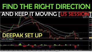 FIND THE RIGHT DIRECTION AND KEEP IT MOVING [US SESSION]