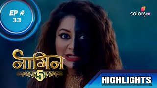 Naagin 5 | नागिन 5 | Episode 33 | Bani Bursts Out In Tears