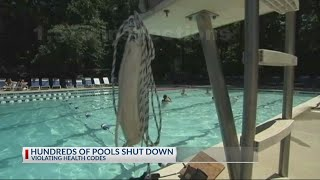 Call Collett: Hundreds of Lowcountry pools closed for health violations