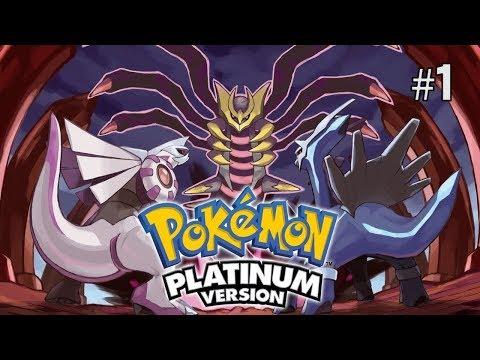 Twitch Livestream | Pokemon Platinum Randomizer Part 1