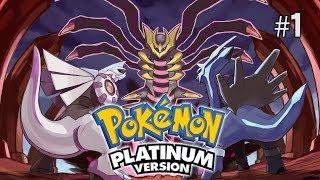 Twitch Livestream   Pokemon Platinum Randomizer Part 1
