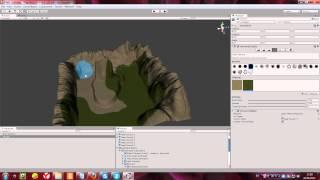 видео уроки по unity 3d ( урок 1 )