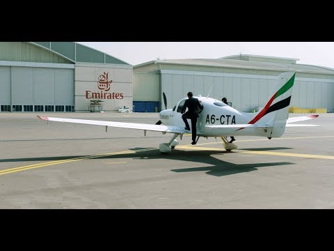 The Emirates Flight Training Academy