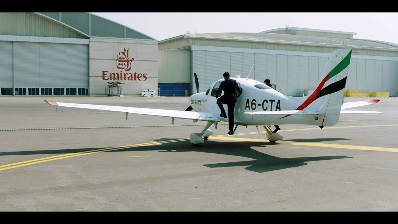 Emirates Flight Training Academy | Home