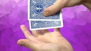 EINFACHEN KARTENTRICK LERNEN! (Tutorial/ Erklärung) - Kartentricks für Anfänger