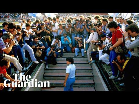 Diego Maradona démonte le documentaire qui lui est dédié