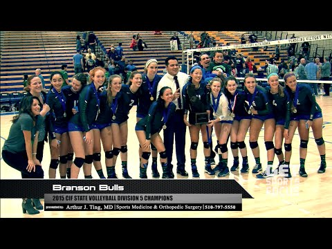 Branson Bulls vs Upland Christian Academy | CIF State Division 5 Champions