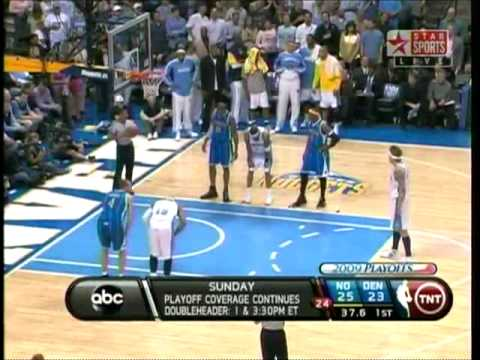 Chris Andersen - Round 1, Game 5 vs. New Orleans Hornets Highlights