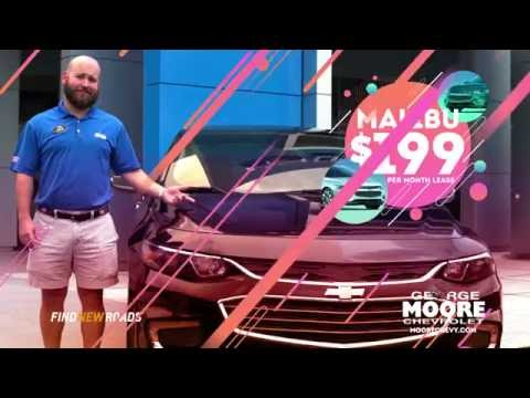 Jacksonville Chevy Dealer | George Moore Chevy | New Chevy Trucks In Jacksonville